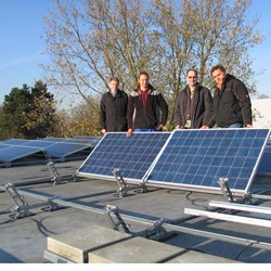schulzentrum billerbeck rs pv system profile. Black Bedroom Furniture Sets. Home Design Ideas
